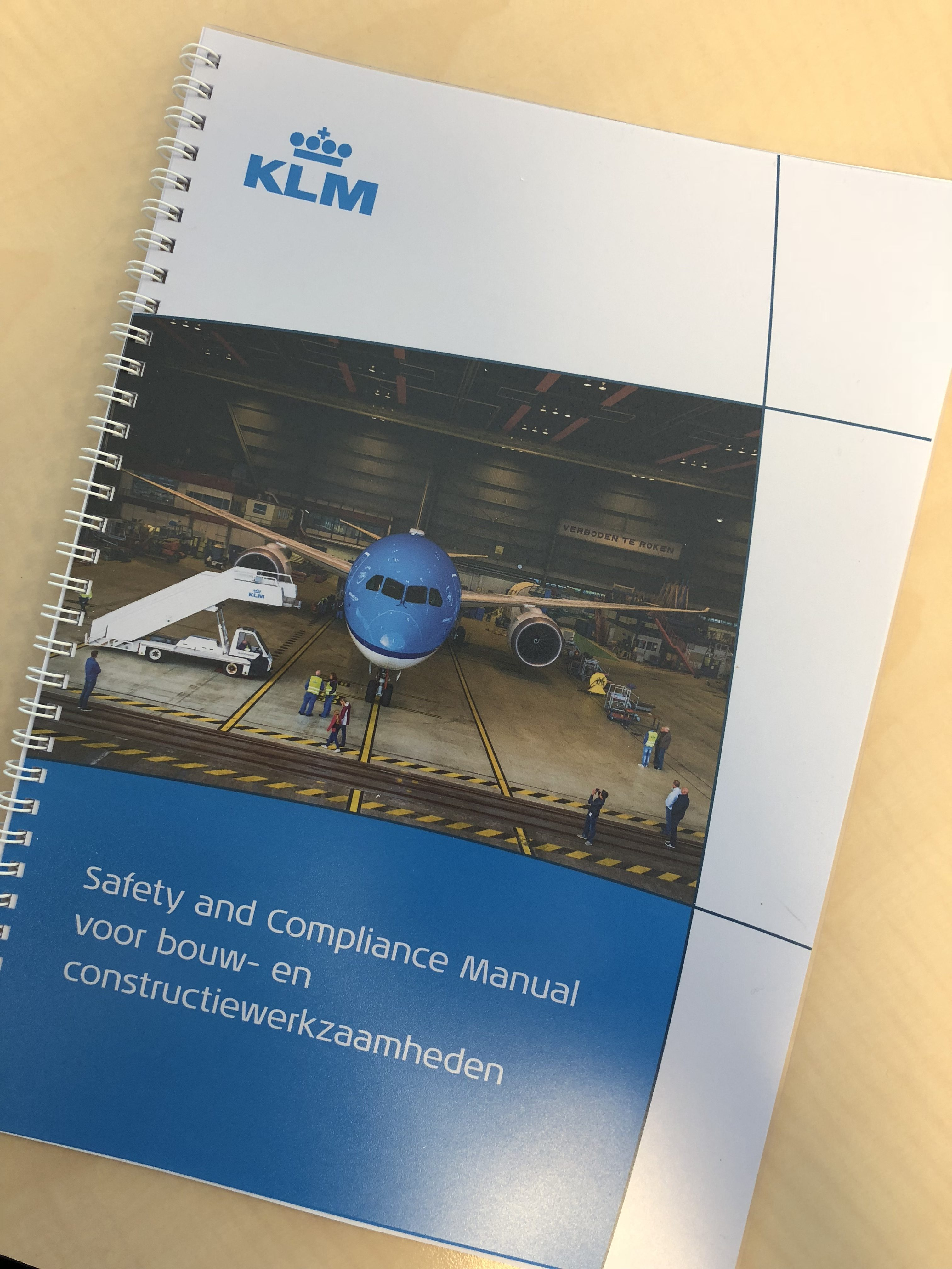 KLM Safety & Compliance Manual