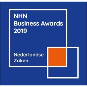 Finalist NHN business award MKB en publieksaward